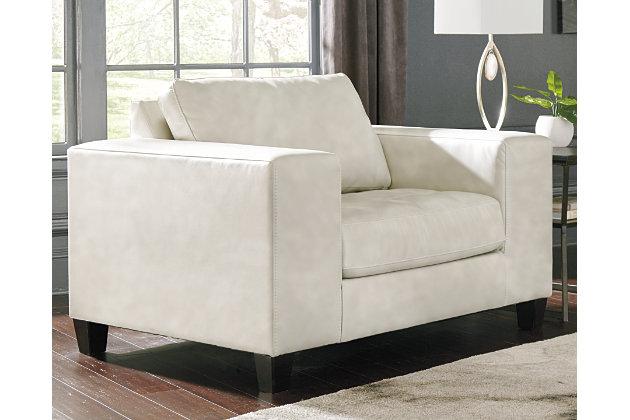 Nokomis Oversized Chair, Arctic, large