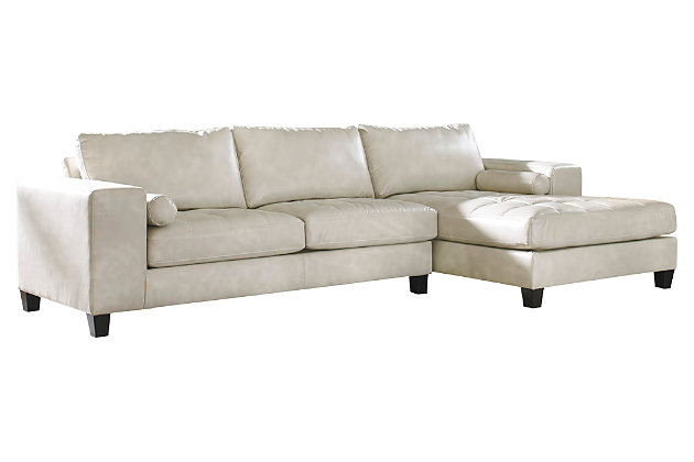 Nokomis 2-Piece Sectional, Artic, large