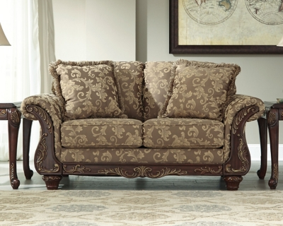 Topaz Loveseat Product Photo 1384