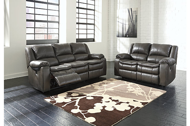 Long Knight Reclining Sofa Ashley Furniture Homestore