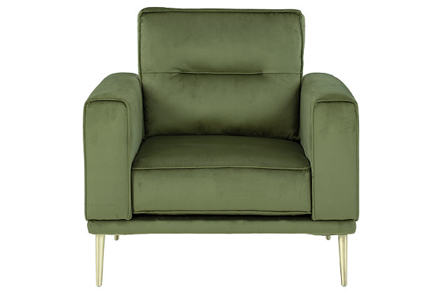 Macleary RTA Chair, Moss, large