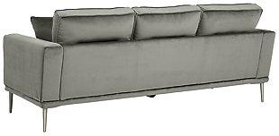 Macleary Sofa, Steel, large