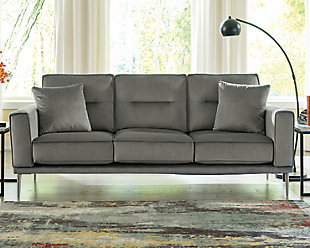 Macleary Sofa, Steel, rollover