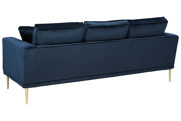 Macleary Sofa, Navy, large
