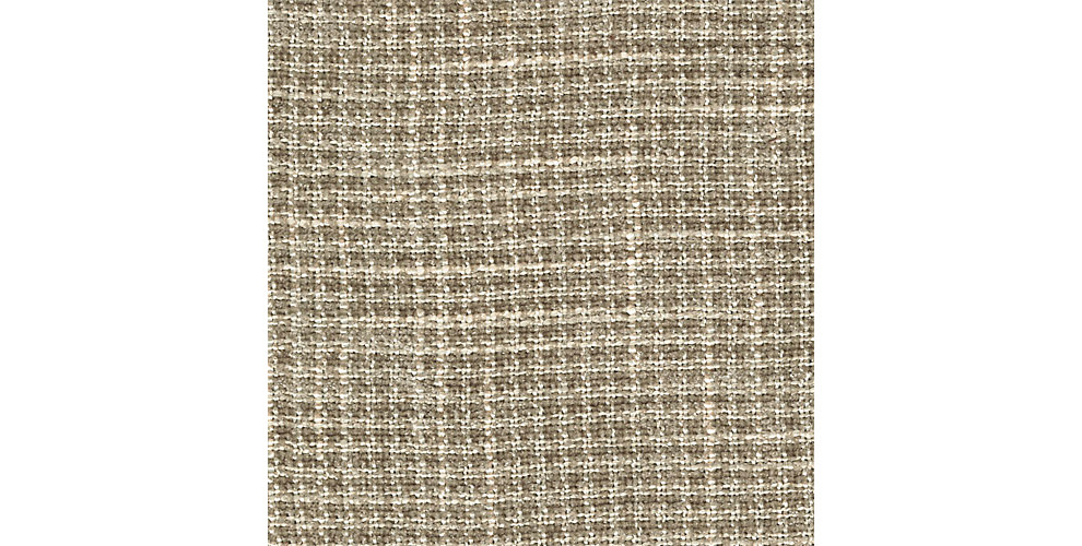 Teak Beige Polyester Fabric Swatch