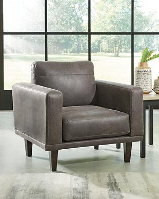 Arroyo Chair, Smoke, large