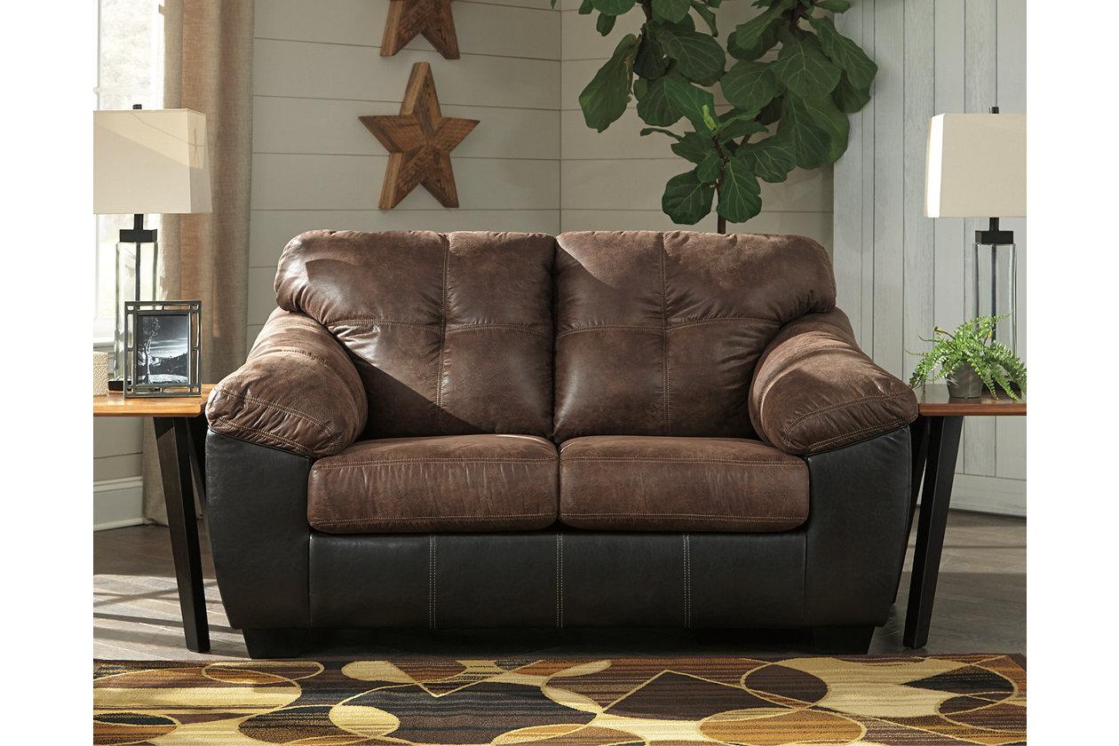 Miraculous Gregale Loveseat Ashley Furniture Homestore Machost Co Dining Chair Design Ideas Machostcouk