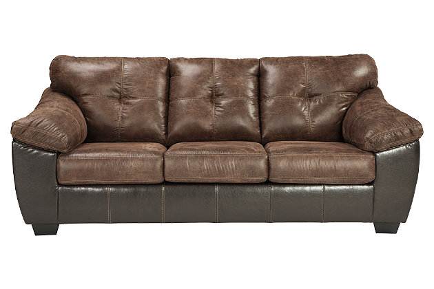 Gregale Queen Sofa Sleeper, Coffee, large