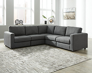 Candela 5-Piece Sectional, , rollover