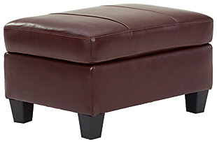 Fortney Ottoman, , large