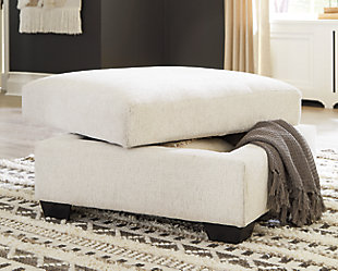 Cambri Ottoman With Storage, , large