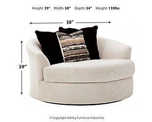 Cambri Oversized Chair, , large