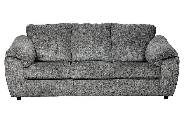 Azaline Sofa, Slate, large