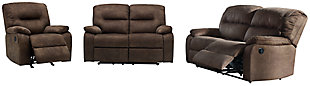 Bolzano Sofa, Loveseat and Recliner, , large