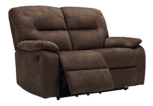 Bolzano Reclining Loveseat, , large