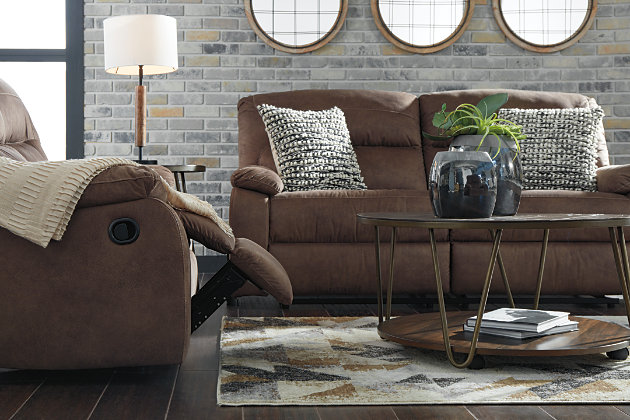 Bolzano Reclining Sofa Ashley Furniture Homestore