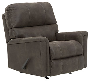 Navi Recliner, Smoke, large