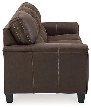 Navi Sofa, Chestnut, large