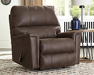 Navi Recliner, Chestnut, large