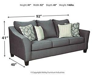 Sanzero Sofa, , large