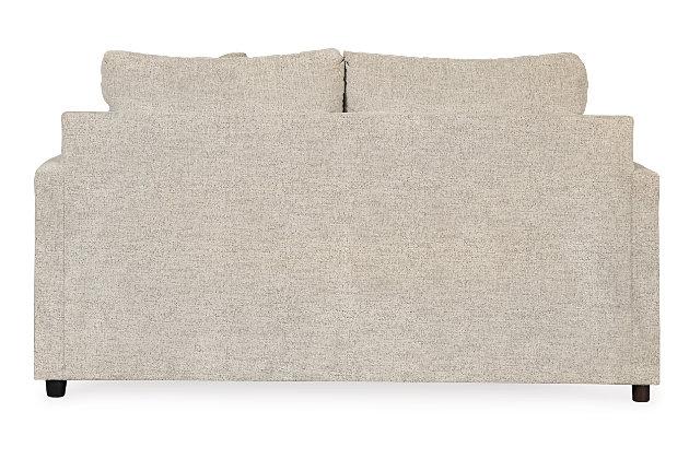 Soletren Loveseat, Stone, large