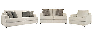Soletren Sofa, Loveseat and Chair, , large