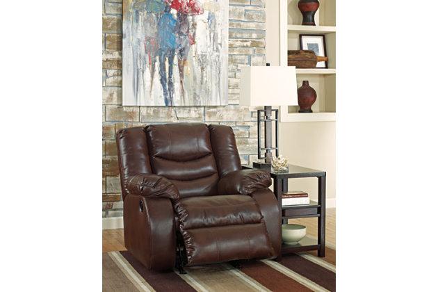 Espresso Linebacker DuraBlend® Recliner View 3  sc 1 st  Ashley Furniture HomeStore & Linebacker DuraBlend® Recliner | Ashley Furniture HomeStore islam-shia.org