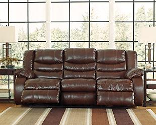 Linebacker Reclining Sofa, , large