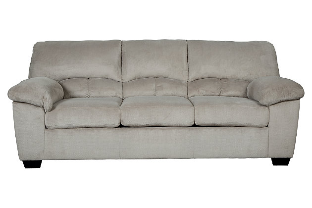 Dailey Full Sofa Sleeper, Alloy, large