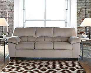 Dailey Sofa, Alloy, rollover