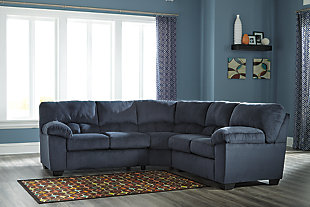 ... Large Dailey 2 Piece Sectional, , Rollover