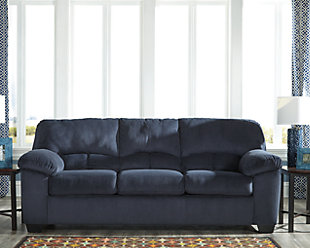 Dailey Sofa, Midnight, rollover