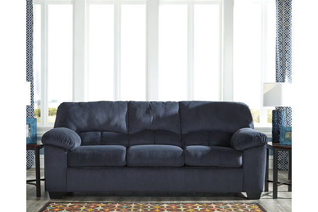 Dailey Sofa, Midnight, large ...