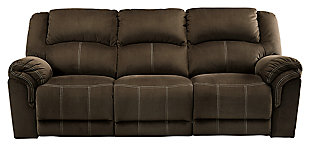quinnlyn reclining sofa ashley furniture homestore. Black Bedroom Furniture Sets. Home Design Ideas