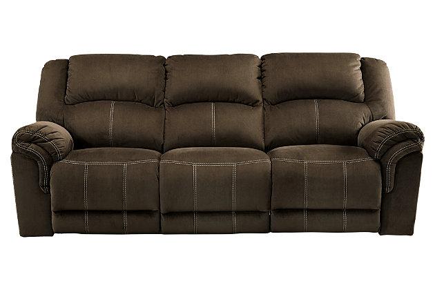 Quinnlyn Reclining Sofa Ashley Furniture Homestore