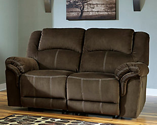 Quinnlyn Power Reclining Loveseat, , rollover