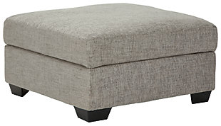 Megginson Ottoman With Storage, , large