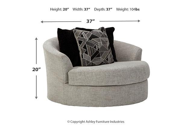 Megginson Oversized Chair, , large