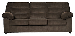 Gosnell Sofa, Chocolate, large