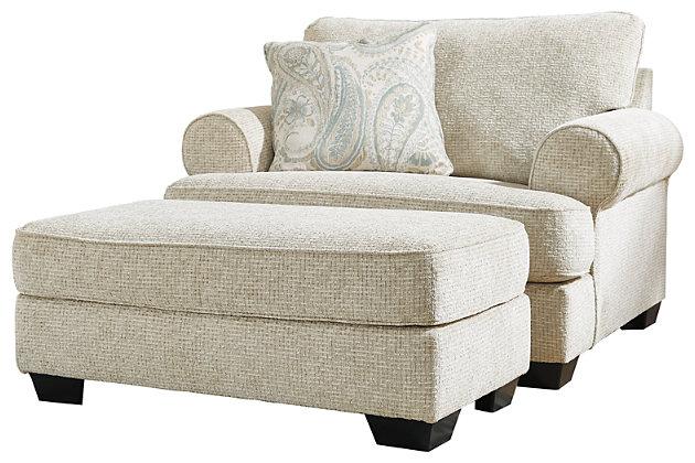 Monaghan Chair And Ottoman Ashley Furniture Homestore