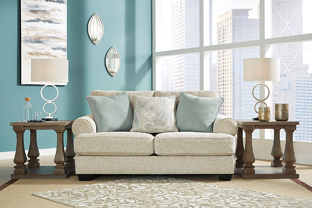 Monaghan Loveseat Ashley Furniture Homestore