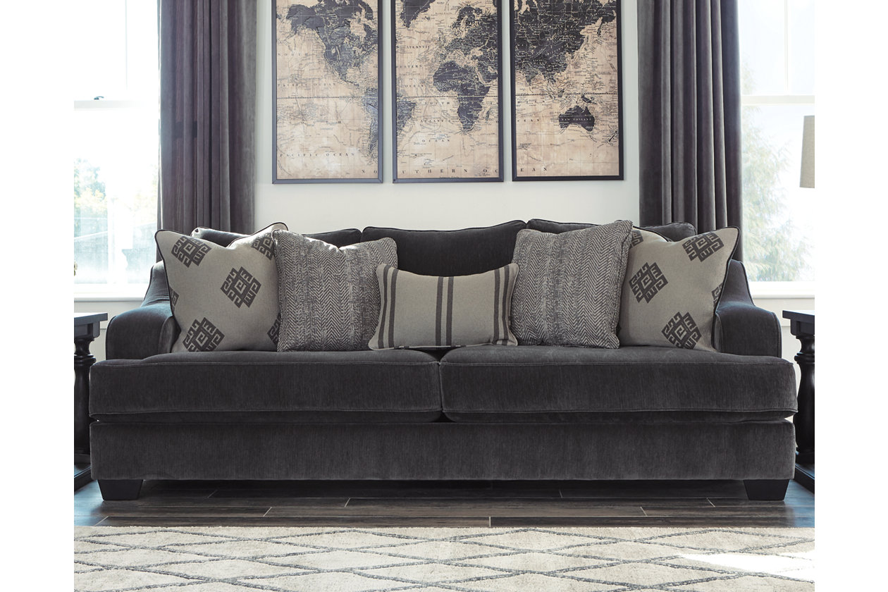 Awe Inspiring Corvara Sofa Ashley Furniture Homestore Dailytribune Chair Design For Home Dailytribuneorg