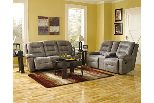 Rotation Reclining Sofa, , large