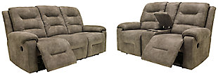 Rotation Sofa and Loveseat, , large