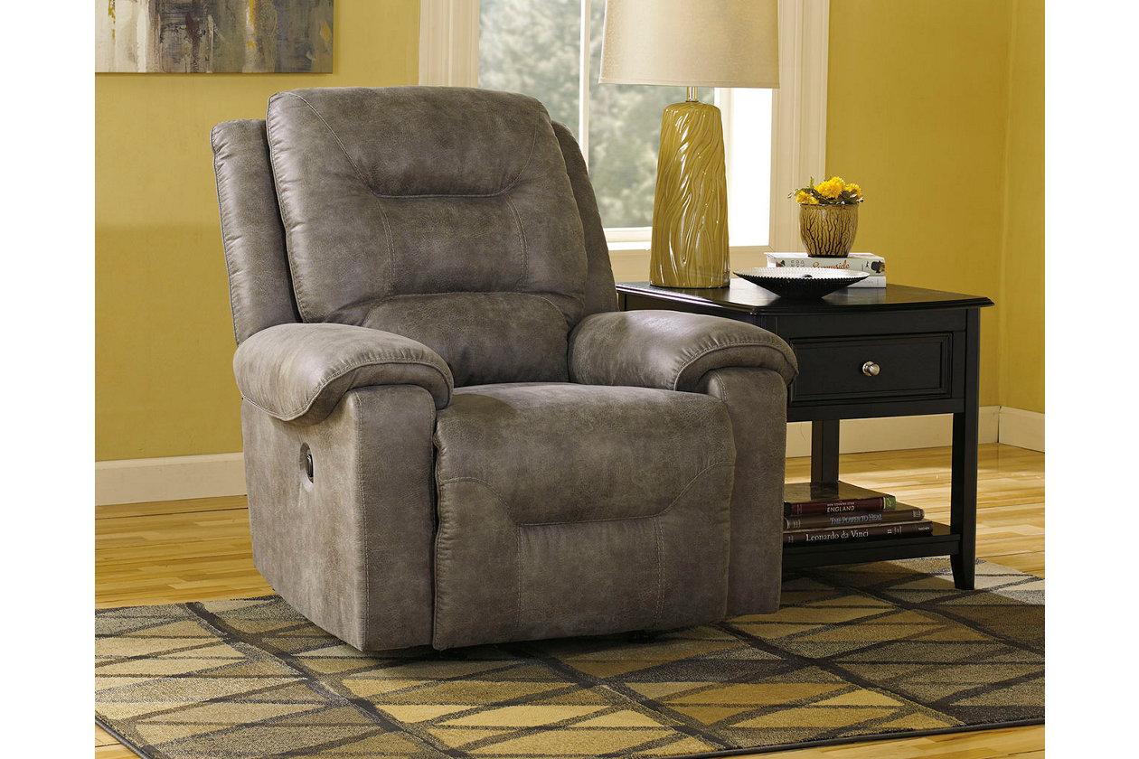 Excellent Rotation Power Recliner Ashley Furniture Homestore Machost Co Dining Chair Design Ideas Machostcouk
