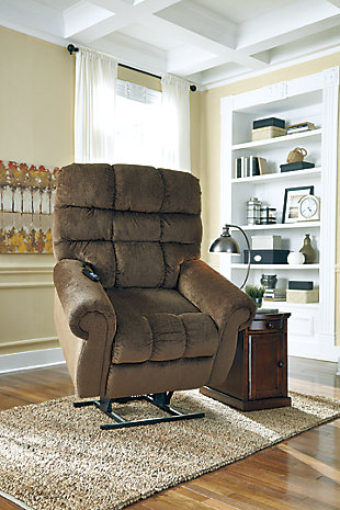Living room furniture product shown on a white backgroundRecliners   Ashley Furniture HomeStore. Living Room Recliner. Home Design Ideas