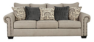 Zarina Queen Sofa Sleeper, , large