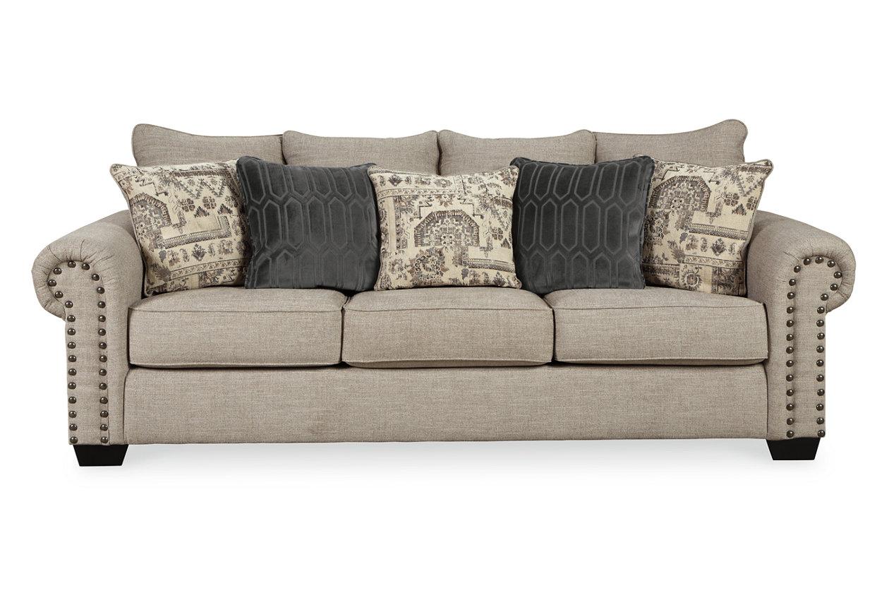Groovy Zarina Sofa Ashley Furniture Homestore Bralicious Painted Fabric Chair Ideas Braliciousco