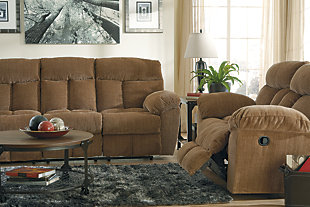 Hector Reclining Sofa, , large