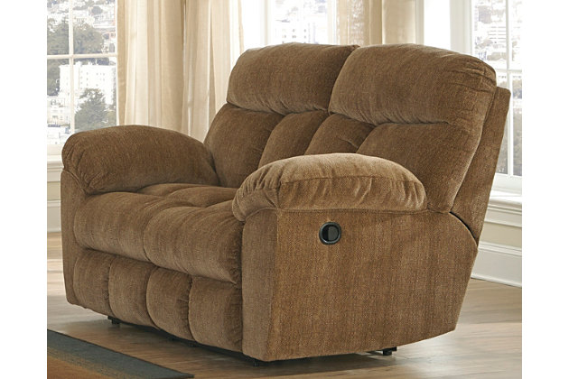 Hector Reclining Loveseat Ashley Furniture Homestore